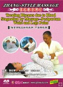 Treating Diseases due to Blood Stagnation by Massage-Postpartum Waistand Legs Pains